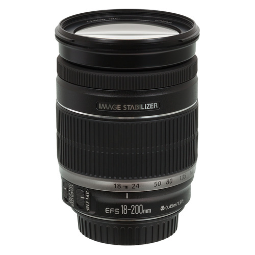 Объектив CANON 18-200mm f/3.5-5.6 EF-S 6IS, Canon EF-S [2752b005] 100% new and original xgi d24b ls lg plc xgk series input module 28ns step