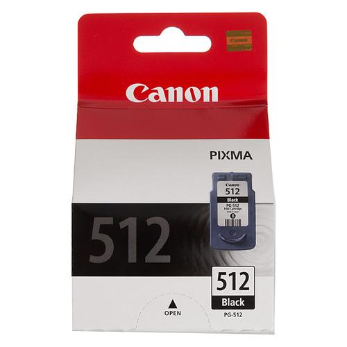 Картридж CANON PG-512, черный [2969b007] картридж canon pg 512 для pixma mp260 чёрный 401 страница