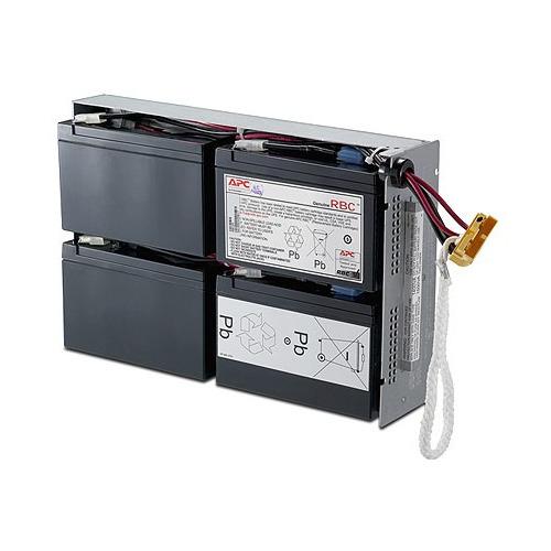 Фото - Аккумуляторная батарея для ИБП APC RBC24 12В, 9Ач батарея для ибп apc rbc34 6в 9ач