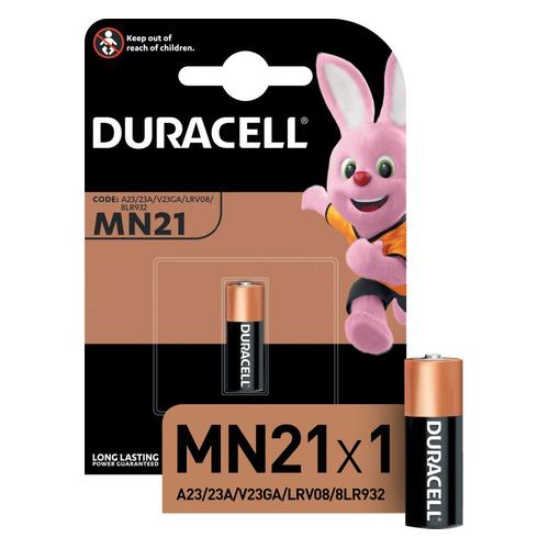A23 Батарейка DURACELL MN21, 1 шт. батарейка a23 duracell mn21 bl1 1 штука