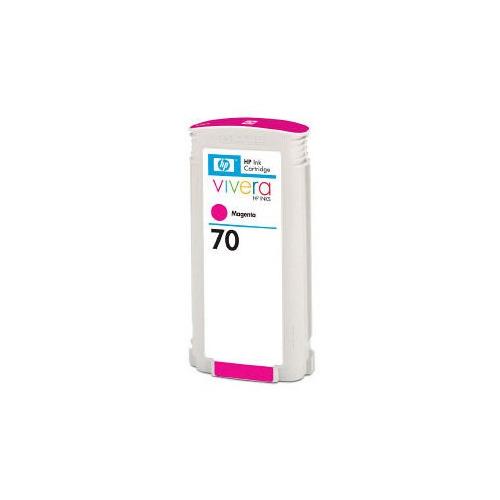 Картридж HP 70, пурпурный [c9453a] картридж струйный hp 91 c9465a pigment 775 мл photo black для dj z6100