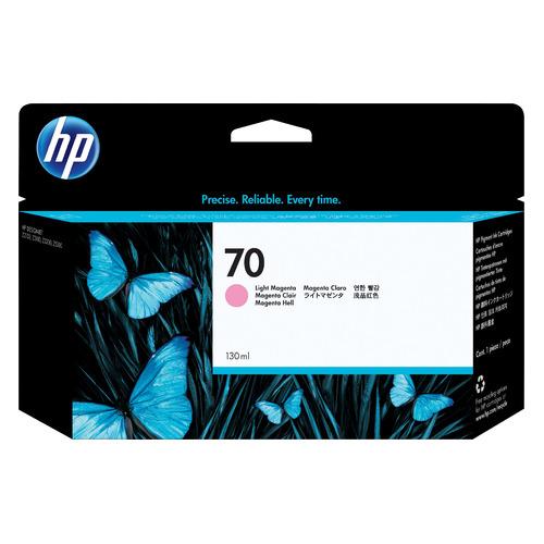 Картридж HP 70, светло-пурпурный [c9455a] картридж струйный hp 91 c9465a pigment 775 мл photo black для dj z6100