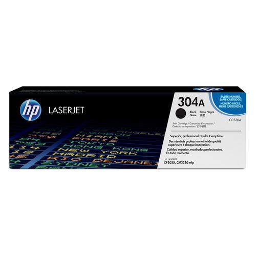 Картридж HP 304A, черный [cc530a] toner cartridge cc530a cc531a cc532a cc533a for hp color laserjet cm2320 cp2025
