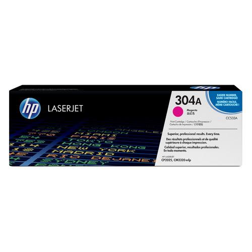 Картридж HP 304A, пурпурный [cc533a] toner cartridge cc530a cc531a cc532a cc533a for hp color laserjet cm2320 cp2025