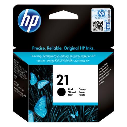 Картридж HP 21, черный [c9351ae] цена 2017