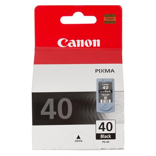 Картридж Canon PG-40, черный / 0615B025