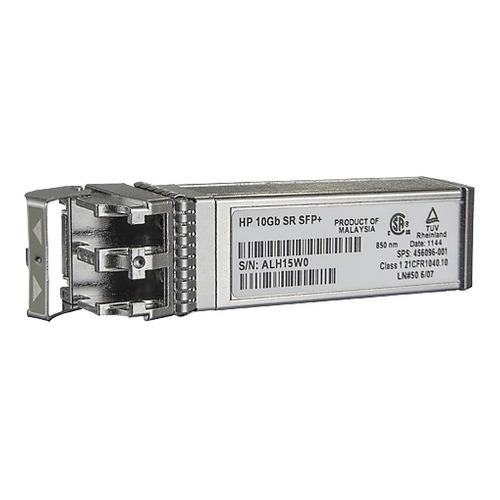 лучшая цена Трансивер HPE BLc 10Gb SR SFP+ Opt (455883-B21)