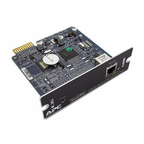 Блок управления APC AP9630 UPS Network Management модуль управления apc ups network management card 2 with environmental monitoring ap9631 ap9631