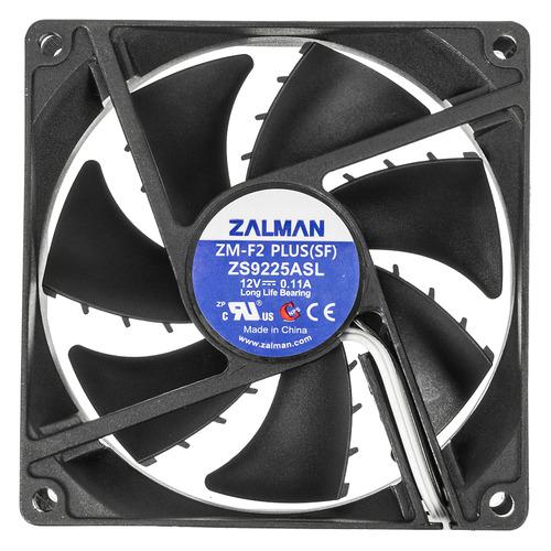 все цены на Вентилятор ZALMAN ZM-F2 Plus (SF), 92мм, Ret онлайн