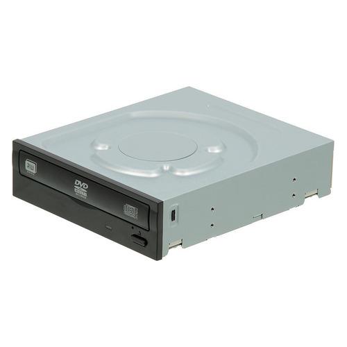 Оптический привод DVD-RW Lite-On IHAS124-04/-14, внутренний, SATA, черный, OEM привод для пк dvd±rw lite on ihas122 04 14 18 sata черный oem
