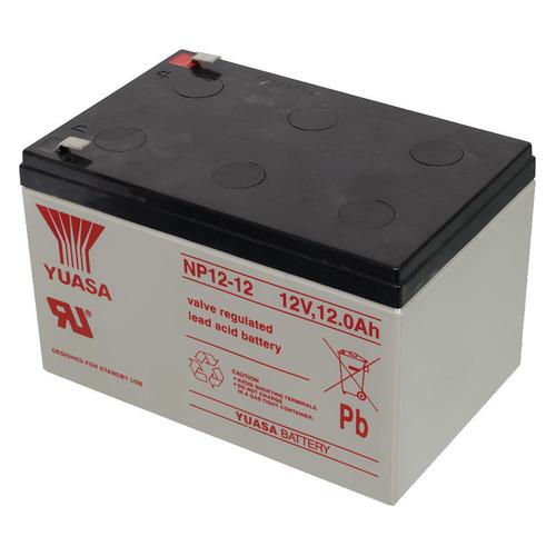 Батарея для ИБП YUASA NP12-12 12В, 12Ач цена 2017