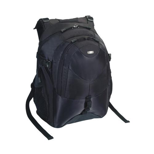 Рюкзак 15.4 TARGUS Campus, черный [teb01] рюкзак для ноутбуков с диагональю 14 15 6 дюймов aoweini bs 003