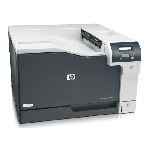 Принтер лазерный HP Color LaserJet Pro CP5225N лазерный, цвет: серый [ce711a] цена