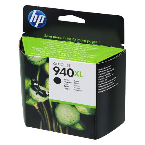 Картридж HP 940XL, черный [c4906ae] картридж hp 940xl black c4906ae
