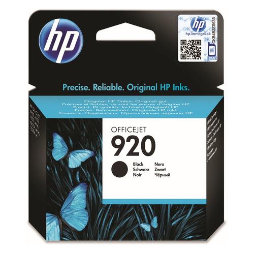 Картридж HP 920, черный / CD971AE