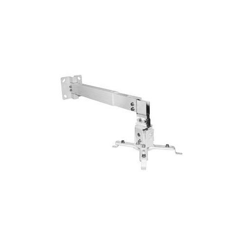 Фото - Кронштейн для проектора Arm Media PROJECTOR-3 белый макс.20кг потолочный фиксированный portable projector cinemood диакубик cnmd0016le 3m с карточкой подписки на 3 месяца dkbk3m