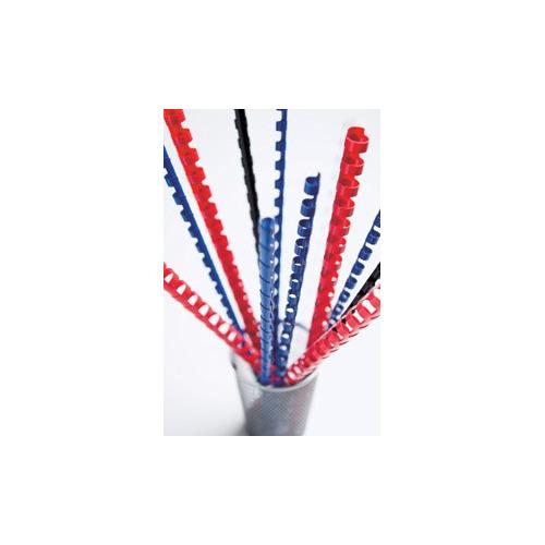 Пружина пластиковая FELLOWES CRC-53466, 14мм, 81 - 100 листов, A4, 100, белый пружина пластиковая deli e3836 12мм 80 листов a4 100 ассорти