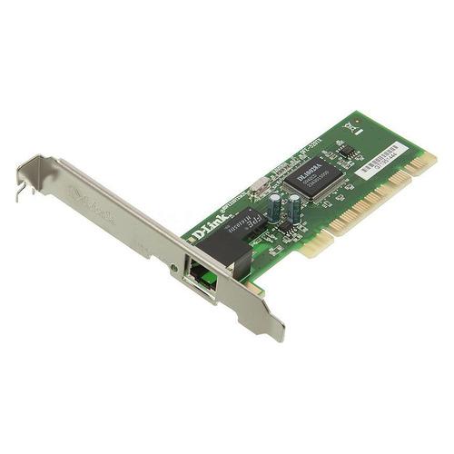 Сетевой адаптер Ethernet D-LINK DFE-520TX PCI [dfe-520tx/d1a] цена