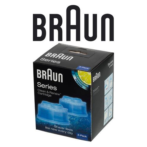 Картридж для систем самоочистки Braun CCR2 [81666450]