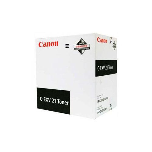 цена на Тонер CANON C-EXV21, для IRC2880/3380/3880, черный, 575грамм, туба