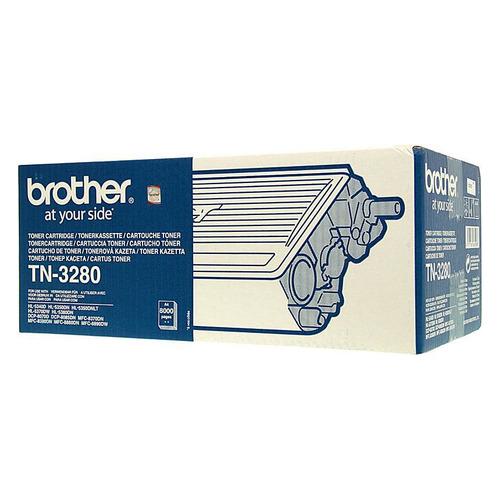 Картридж Brother TN3280, черный / TN3280