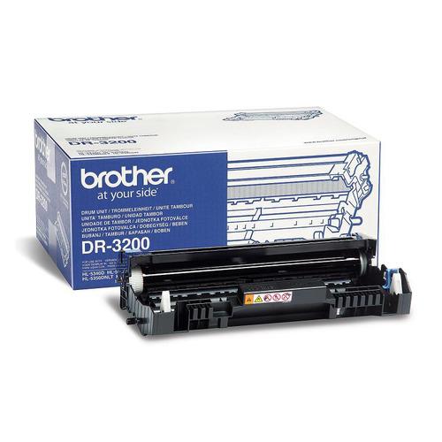 Блок фотобарабана Brother DR3200 ч/б:25000стр. для HL-5340D/5350DN/5370DW/DCP-8070D/8085DN Brother фотобарабан dr3200 brother dr 3200 dr3200