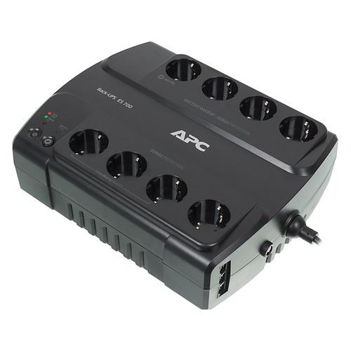 ИБП APC Back-UPS ES BE700G-RS, 700ВA ибп apc back es be700g rs 700va