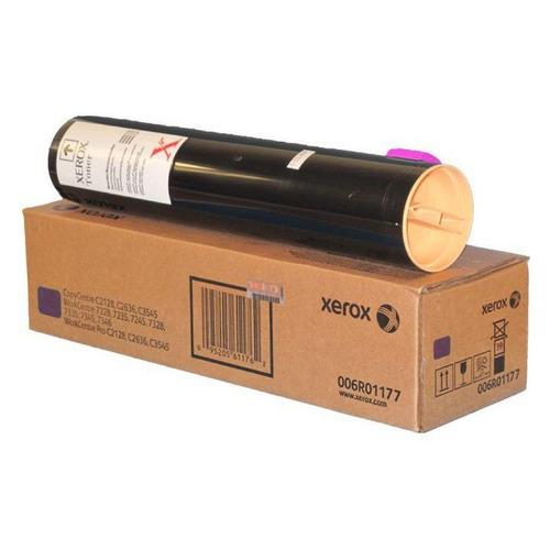 Картридж XEROX 006R01177, пурпурный 1 pc free shipping upper fuser heat roller for xerox dc450 3300 7120 7125 7235 7245 7238 7335 7700 7750 good quality