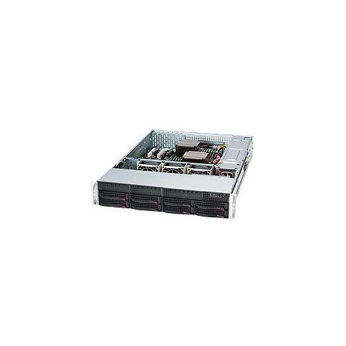 цена на Корпус SuperMicro CSE-825TQ-563LPB 560W черный