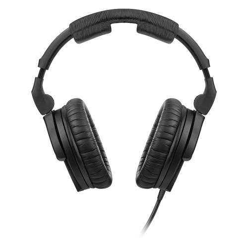 Наушники SENNHEISER HD 280 Pro, 3.5 мм, мониторные, черный [506845]