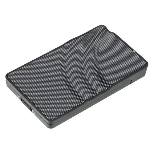Внешний корпус для HDD AGESTAR 3UB2P, серебристый корпус 2 5 agestar 3ub2p sata usb3 0 black