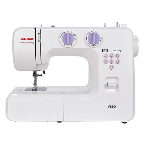 цена на Швейная машина JANOME VS50 белый