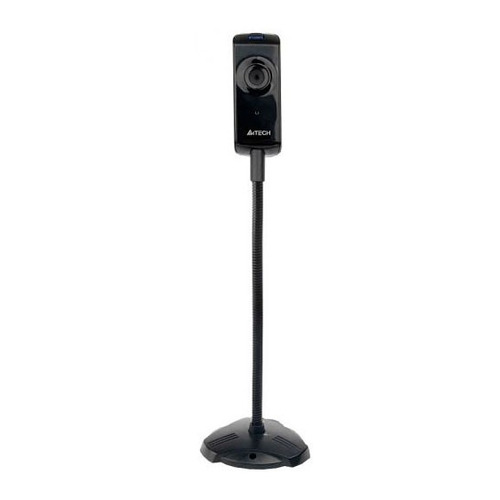 Фото - Web-камера A4TECH PK-810G, черный веб камера a4tech pk 810g черный