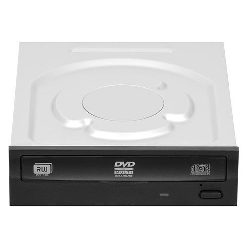 Оптический привод DVD-RW Lite-On IHAS122, внутренний, SATA, черный, OEM привод для пк dvd±rw lite on ihas122 04 14 18 sata черный oem