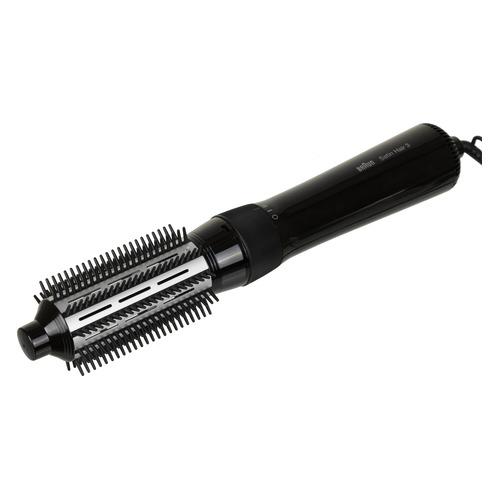 Фото - Фен-щетка BRAUN AS330, серебристый фен щетка braun as 530