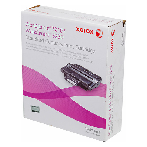 Картридж XEROX 106R01485 черный картридж xerox 106r01485 для workcentre 3210 3220 чёрный 2000стр