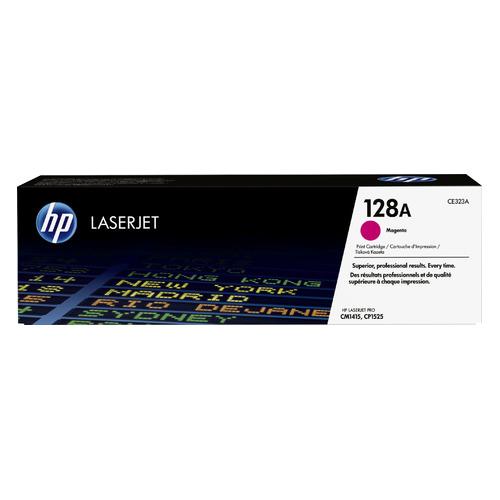 Картридж HP 128A, пурпурный [ce323a] цена и фото