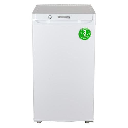 Холодильник САРАТОВ 550 КШ-122, однокамерный, белый холодильник саратов 451 кш 160