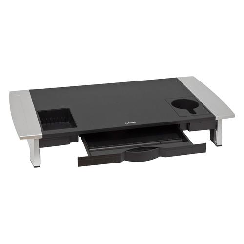 Подставка под монитор FELLOWES Office Suites Premium, для рабочего стола [fs-80310] подставка под монитор compact