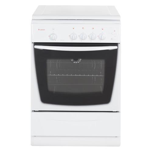 Газовая плита GEFEST ПГ 1200-С6, газовая духовка, белый газовая плита gefest пг 3200 08 газовая духовка белый