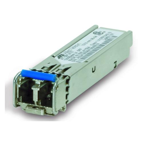 Трансивер Allied Telesis AT-SPLX10 SFP Pluggable Optical 1000LX10 10km Single-mode блок питания allied telesis at pwr4 50 for at mcr12 media converter rackmount chassis