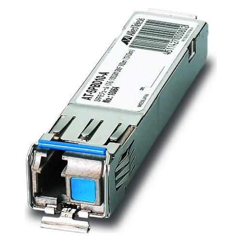 Трансивер Allied Telesis AT-SPBD10-13 10Km Bi-Directional GbE SMF SFP 1310Tx/1490Rx Hot Swappable трансивер allied telesis at cv1203 20