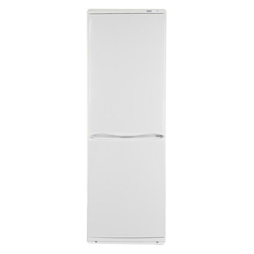Холодильник АТЛАНТ XM-4012-022, двухкамерный, белый холодильник атлант xm 4624 101 двухкамерный белый