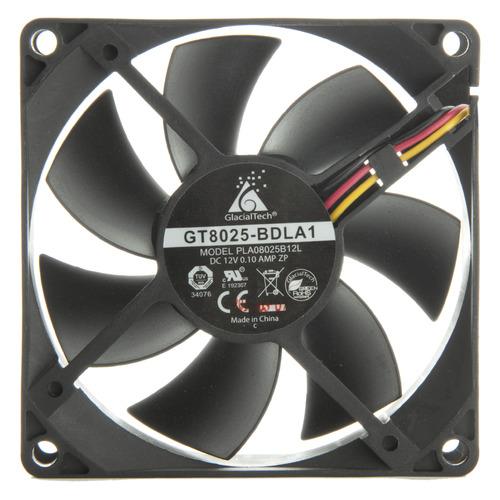 Вентилятор GLACIALTECH GT8025-BDLA1, 80мм, Bulk цена