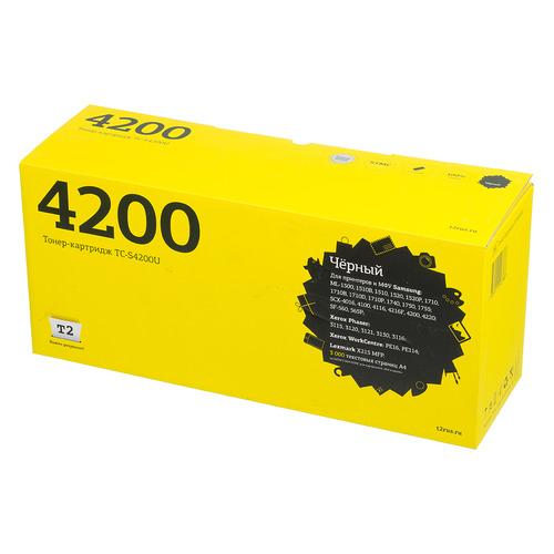 цена на Картридж T2 SCX-D4200U, TC-S4200, черный