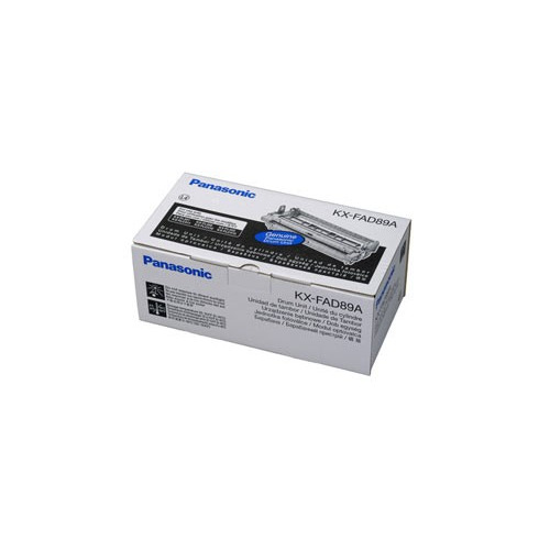 Блок фотобарабана Panasonic KX-FAD89A KX-FAD89A7 ч/б:10000стр. для KX-FL403RU Panasonic цена 2017
