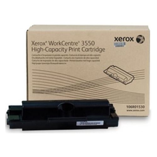 Картридж XEROX 106R01531, черный картридж xerox workcentre 3550 106r01531