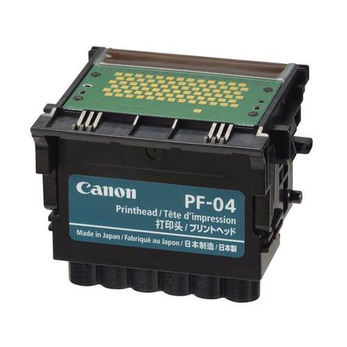 Печатающая головка Canon PF-04 3630B001 черный для Canon iPF750/IPF755