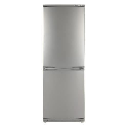лучшая цена Холодильник АТЛАНТ XM-4012-080, двухкамерный, серебристый