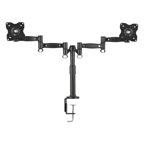цена на Кронштейн для мониторов ЖК Kromax OFFICE-3 серый 15-32 макс.12кг настольный поворот и наклон